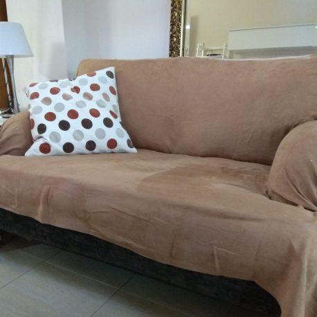 funda de sofá antiarañazos