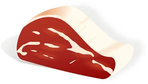 El ácido araquidónico se encuentra exclusivamente en la carne