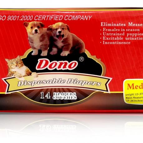 pañales para perros y gatos