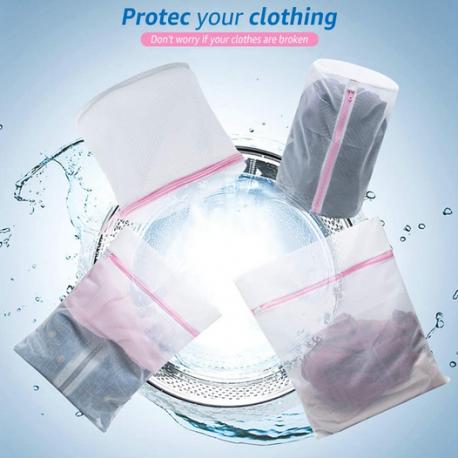 bolsas para proteger la lavadora del pelo de mascota
