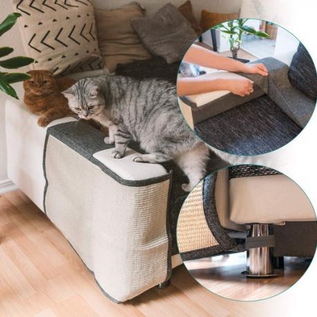 una alternativa a las fundas de sofá, o para usar bajo éstas