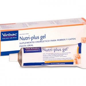 Nutriplus Gel, de Virbac. Complemento y suplemento nutricional para perros y garos