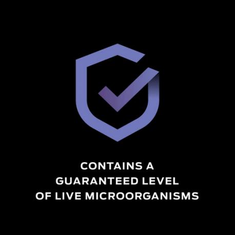 Con garantía de un nivel elevado de microorganismos