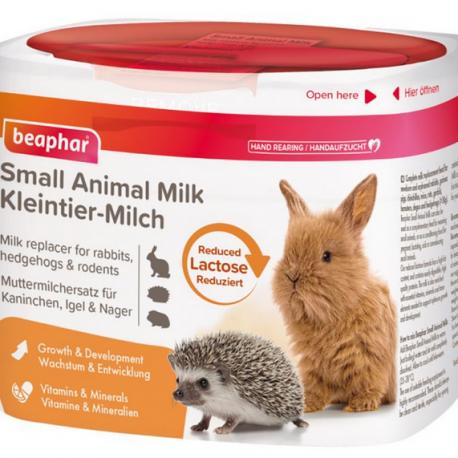 Por su alto contenido en grasa, es recomendable también para animales debilitados y convalecientes