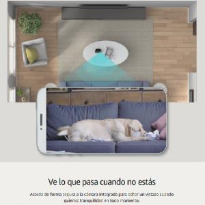 Ver lo que pasa en casa con tu mascota cuando no estás, gracias a la cámara integrada